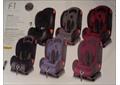 Детское автокресло Bertoni (Lorelli) F1 9-25 кг (в расцветках 2013)