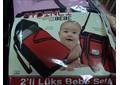 наборы в коляску из 2 предметов : люлька-переноска для младенца и сумка на ручку коляски.