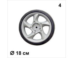 колеса для прогулочной коляски