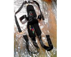 Комплект пятиточечных ремней с замком для детского автокресла(9-36кг)