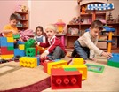 605 детских домов работают в области.