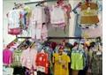 В ассортименте одежда для малышей от 0 до 2 лет